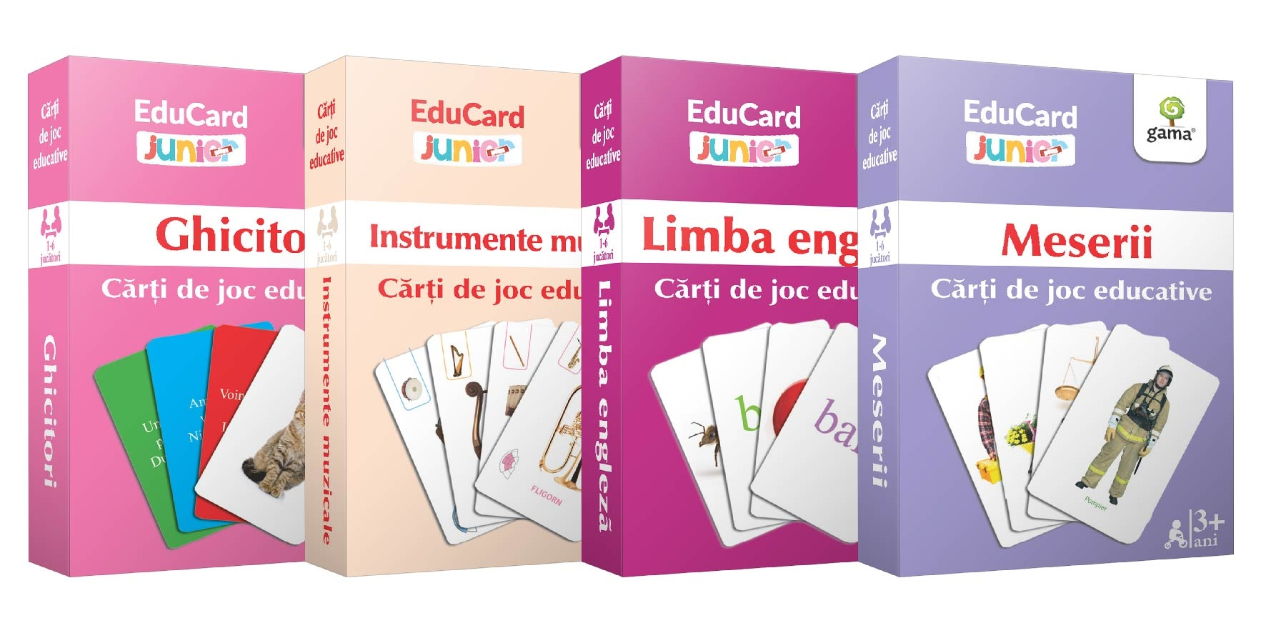 EduCard Junior Plus