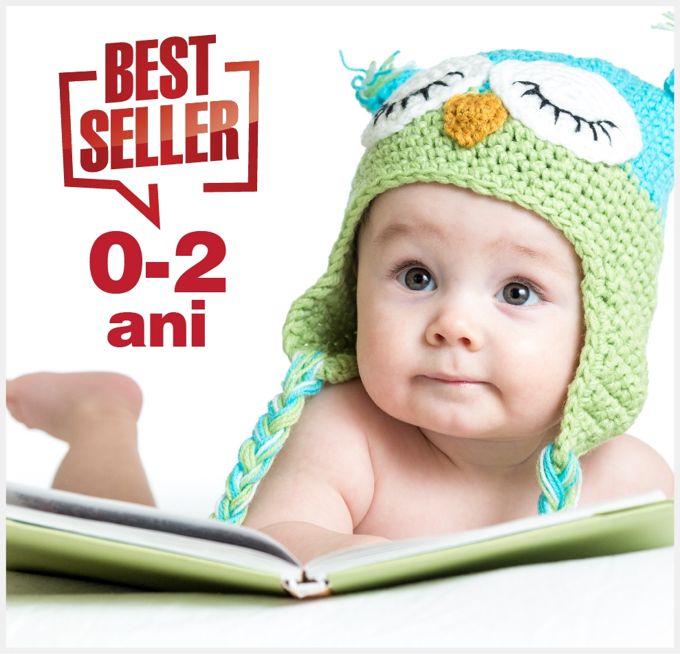 Best-Seller 0-2 ani