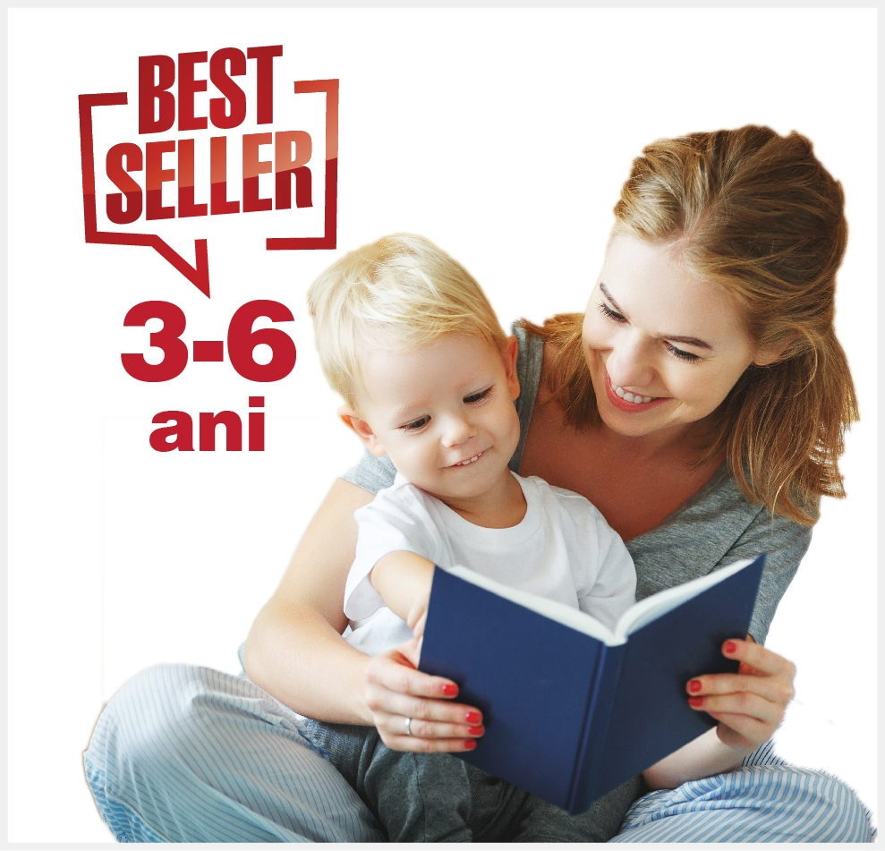 Best-Seller 3-6 ani