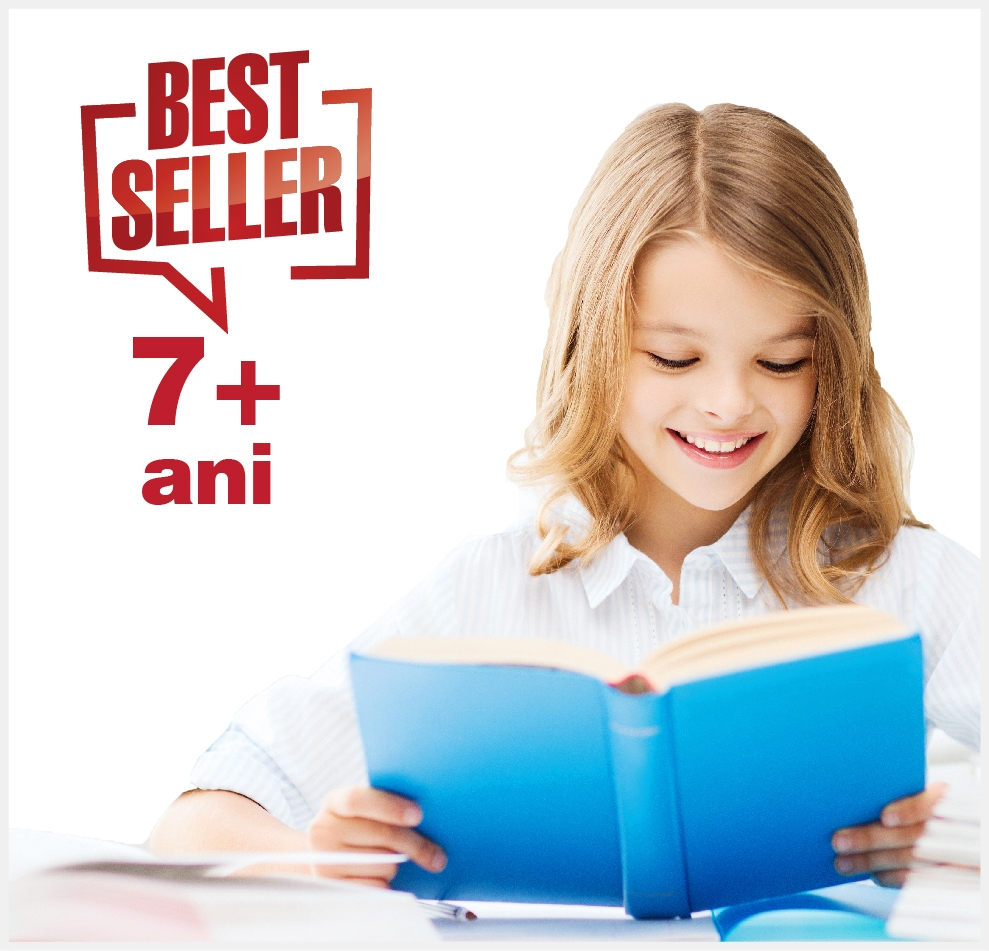 Best-Seller 7+ ani