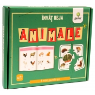 invat deja animale - Editura Gama
