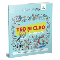 Teo și Cleo în weekend - Editura Gma