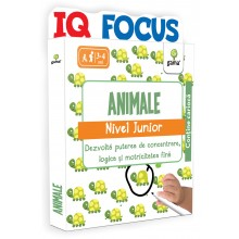 Editura Gama - Animale • nivel Junior