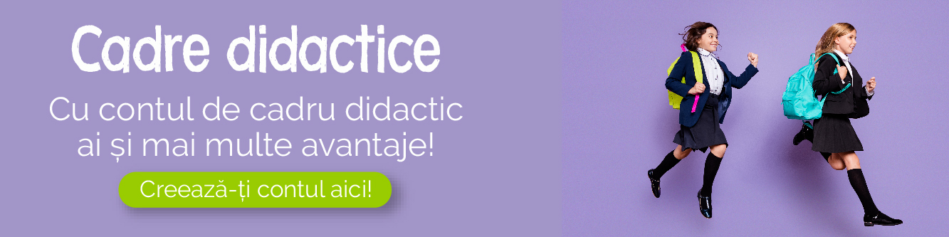 banner cadre didactice
